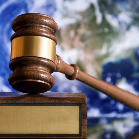 სამართალწარმოება საერთაშორისო სასამართლოებში